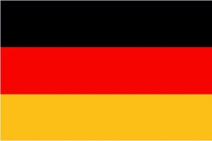 the german flag